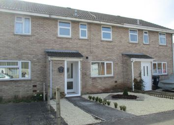 Thumbnail 3 bed terraced house to rent in Wesley Drive, Weston-Super-Mare