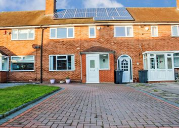 3 bed terraced house for sale in Thistledown Road, Shard End B34
