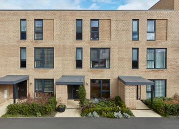 Thumbnail 4 bed terraced house for sale in Whittle Avenue, Trumpington, Cambridge