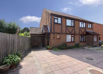 Thumbnail 3 bed semi-detached house for sale in Lloyd Road, Shotley Gate, Ipswich
