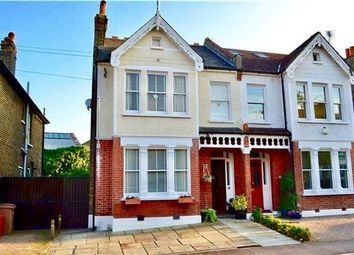 Thumbnail 4 bed semi-detached house for sale in Elgin Road, Wallington, Surrey