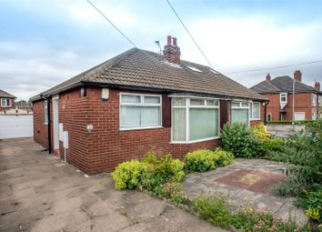 Thumbnail 2 bed semi-detached bungalow for sale in Alan Crescent, Leeds