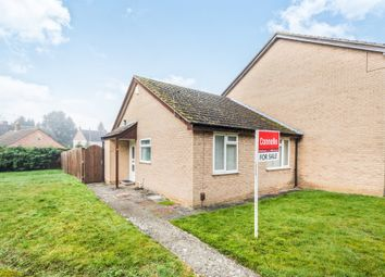 Thumbnail 2 bedroom terraced bungalow for sale in Dudgeon Drive, Littlemore, Oxford