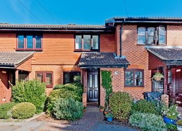 Thumbnail 2 bed terraced house for sale in Waterside Close, Tolworth, Surbiton