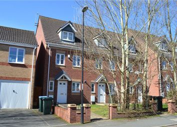 Thumbnail 3 bedroom end terrace house for sale in Cobb Close, Coventry, West Midlands