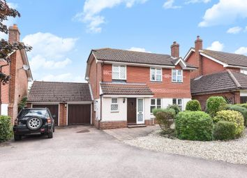Thumbnail 4 bed detached house to rent in Wilson Drive, Ottershaw