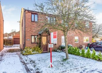 Thumbnail 3 bed semi-detached house for sale in Wetherall Avenue, Yarm, Durham