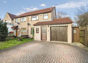 Thumbnail 3 bed semi-detached house for sale in Pearce Close, Swindon, Wiltshire