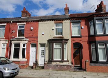 Thumbnail 2 bed terraced house to rent in Lynholme Road, Anfield