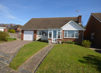 Thumbnail 3 bed detached bungalow for sale in Kingsmead Walk, Seaford