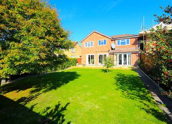 Thumbnail 4 bed detached house for sale in Hidcote Road, Oadby, Leicester