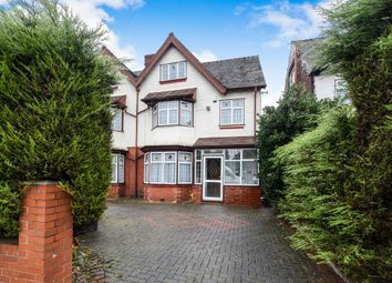 Thumbnail 5 bed semi-detached house for sale in Grove Lane, Handsworth, Birmingham