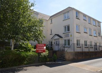 Thumbnail 1 bedroom flat for sale in Magnolia Court, 20 Horn Cross Road, Plymouth, Devon