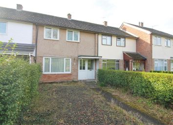 Thumbnail 3 bed terraced house for sale in Prospect Walk, Hereford