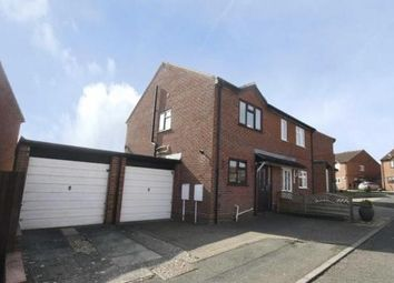 Thumbnail 3 bed semi-detached house to rent in Blenheim Crescent, Leamington Spa, Warwickshire