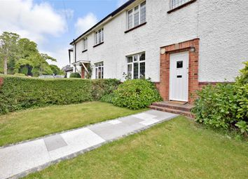 Thumbnail 4 bed semi-detached house for sale in Down End Road, Fareham, Hampshire