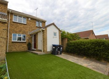 Thumbnail 3 bed end terrace house to rent in Challock Court, Cliftonville, Margate