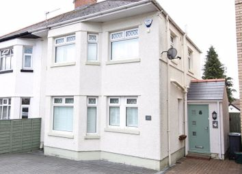 2 bed semi-detached house for sale in Cowbridge Road West, Ely, Cardiff CF5