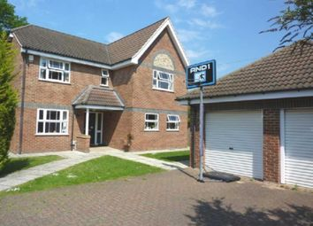 Thumbnail 5 bed detached house to rent in Black Green Wood Close, Park Street, St.Albans