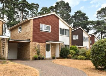 Thumbnail 3 bed link-detached house for sale in Wendover Drive, Frimley, Camberley