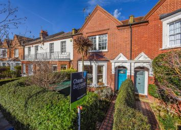 Thumbnail 4 bedroom terraced house for sale in Sidney Road, St Margarets, Twickenham