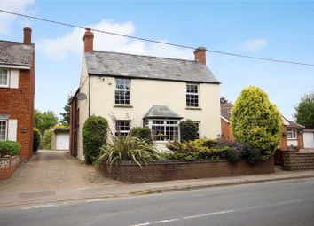 Thumbnail 4 bed detached house for sale in Restrop Road, Purton, Swindon, Wilts