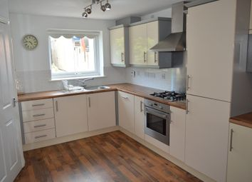 Thumbnail 3 bed town house to rent in St. Annes Mews, Ryecroft Avenue, Heywood