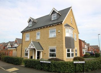 Thumbnail 5 bed detached house for sale in Sutton Crescent, Barton Under Needwood, Burton-On-Trent