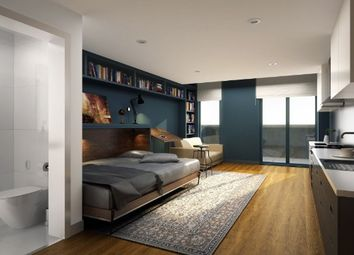 Thumbnail 1 bed flat for sale in Granite House Student Studios, 8-10 Stanley Street, Liverpool