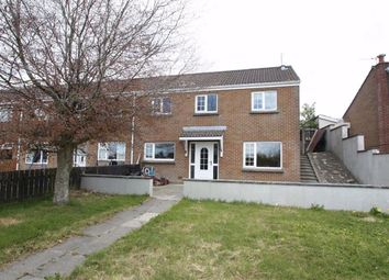 Thumbnail 4 bed terraced house for sale in Isle Of Shinney Walk, Ballynahinch, Down