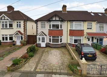 Thumbnail 3 bed end terrace house for sale in Elibank Road, London