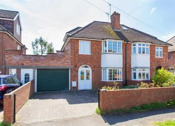 Thumbnail 4 bed semi-detached house for sale in Abbott Road, Abingdon