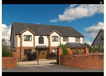 Thumbnail 7 bed detached house for sale in Heol Y Dre, Cefneithin, Llanelli