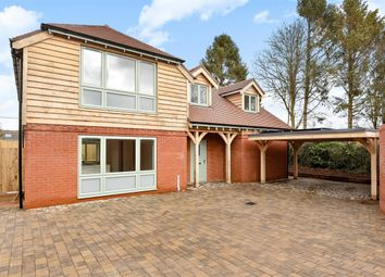 Thumbnail 5 bed detached house for sale in South Wonston, Winchester, Hampshire