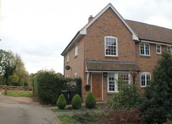 Thumbnail 2 bed end terrace house to rent in Pond Cottages, The Street, Ashford, Kent