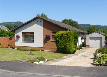 Thumbnail 3 bed bungalow for sale in Brontonfield Drive, Bridge Of Earn, Perthshire