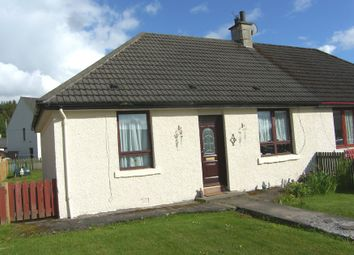 Thumbnail 2 bed bungalow for sale in Lynstock Crescent, Nethybridge