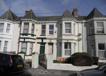 Thumbnail 1 bed flat for sale in Gifford Terrace Road, Hyde Park, Plymouth