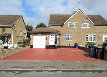 Thumbnail Semi-detached house for sale in Allmains Close, Nazeing, Waltham Abbey, Essex