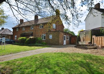 Thumbnail 3 bedroom semi-detached house for sale in Spratton Road, Brixworth, Northampton