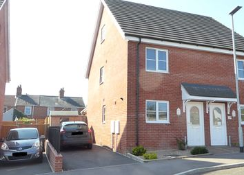 Thumbnail 3 bed semi-detached house for sale in Valley Gardens, Leiston