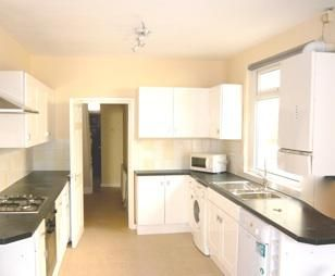 Thumbnail 4 bed terraced house to rent in North Road, Cardiff