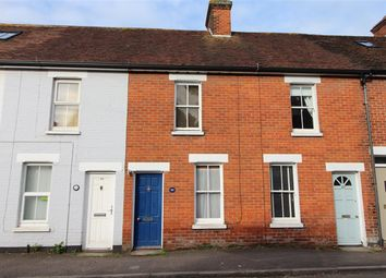 Thumbnail 3 bed terraced house to rent in Belmore Lane, Lymington, Hampshire