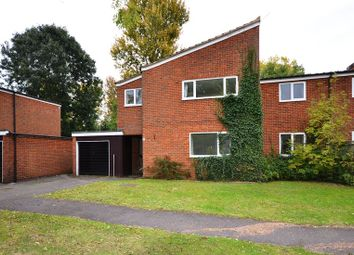 Thumbnail 4 bed link-detached house to rent in Stephenson Road, Arborfield, Reading