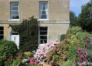 Thumbnail 3 bed town house for sale in North Road, Combe Down, Bath