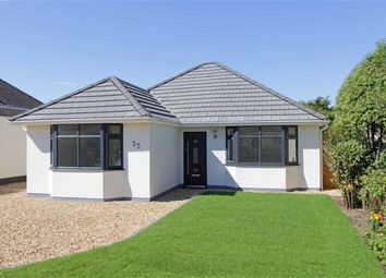 Thumbnail 3 bed bungalow for sale in Seafield Road, Barton On Sea, New Milton