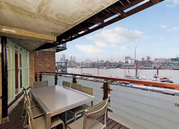 Thumbnail 2 bed flat to rent in River View Heights, Bermondsey Wall West, London