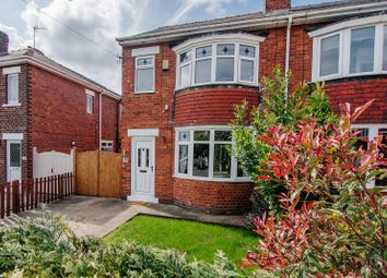 Thumbnail 3 bedroom semi-detached house for sale in Richmond Road, Doncaster