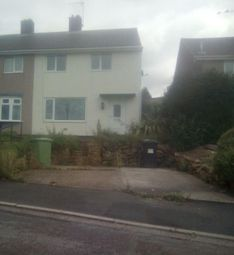 Thumbnail 2 bed semi-detached house for sale in Vale Close, Chesterfield, Derbyshire