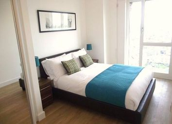 Thumbnail 3 bed flat to rent in Ivy Point, 5 Hannaford Walk, London